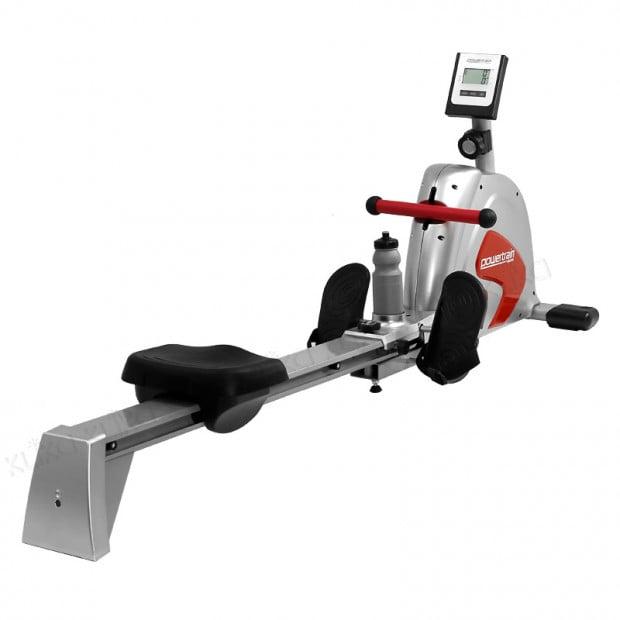 Powertrain Magnetic flywheel rowing machine