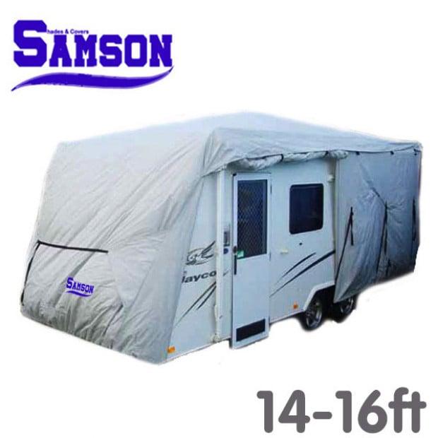 Samson Heavy Duty Caravan Cover 14-16ft