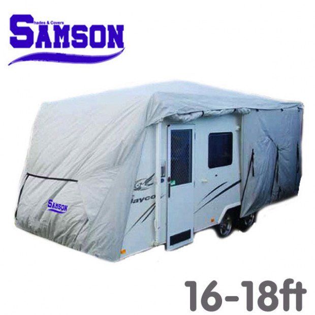 Samson Heavy Duty Caravan Cover 16-18ft