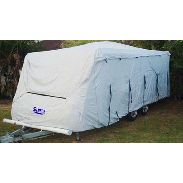 Samson Heavy Duty Caravan Cover 16-18ft Image 4