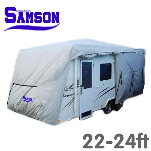 Samson Heavy Duty Caravan Cover 22-24ft