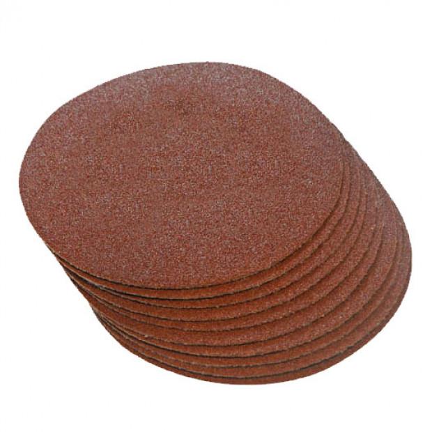 10 sanding disks for plaster sanders