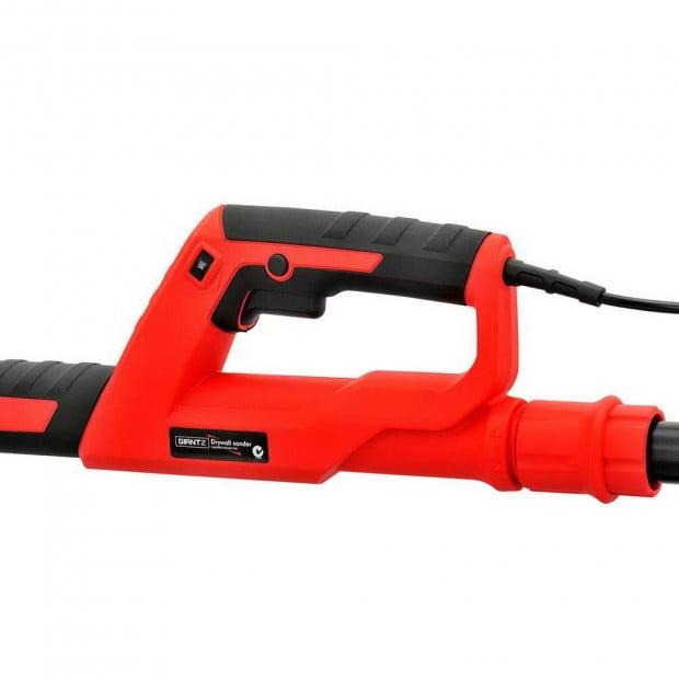 2 in 1 Vacuum Sander with Dist Bag Discs 750W - Red Image 4