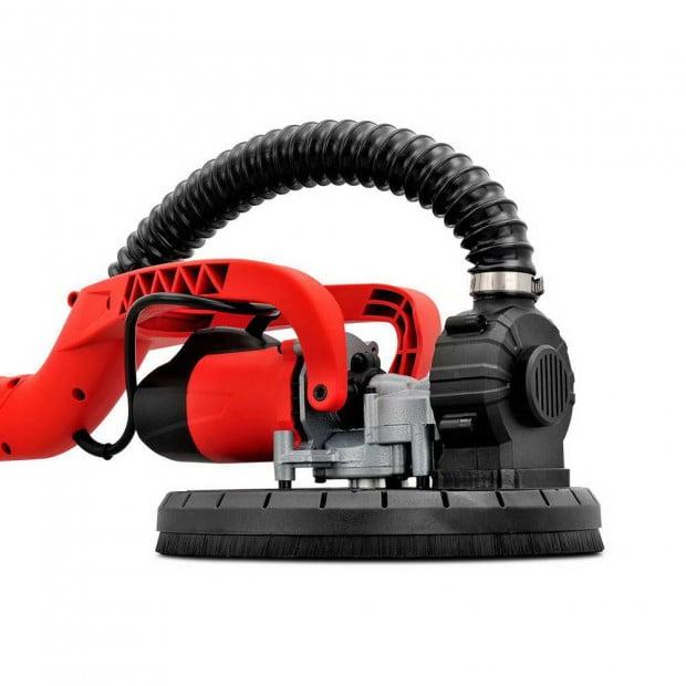 2 in 1 Vacuum Sander with Dist Bag Discs 750W - Red Image 5