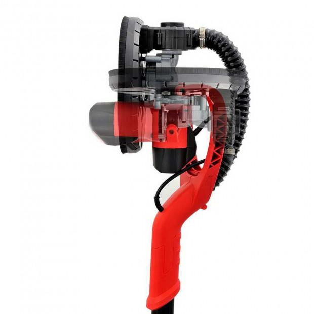 2 in 1 Vacuum Sander with Dist Bag Discs 750W - Red Image 7