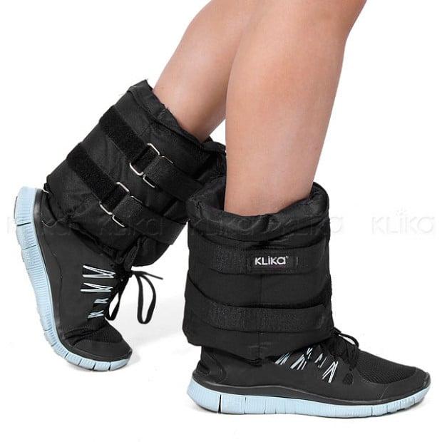 2 x 5kg Powertrain Adjustable Ankle/Wrist Weights
