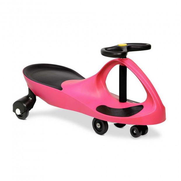 Kids Ride On Swing Car - Pink