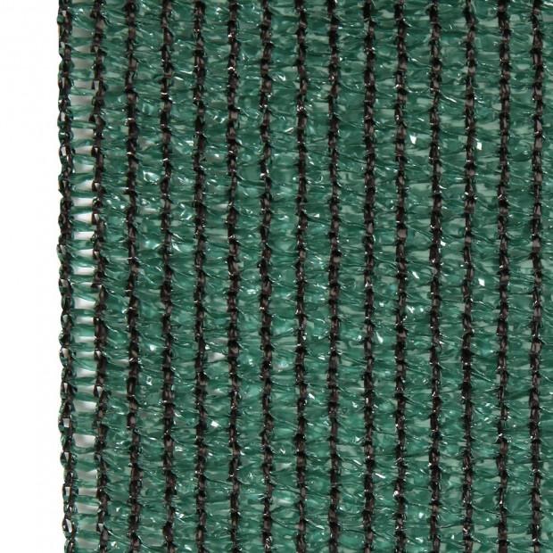 50% UV Sun Shade Cloth Sail Roll Mesh Outdoor 1.83x30m Green Image 5