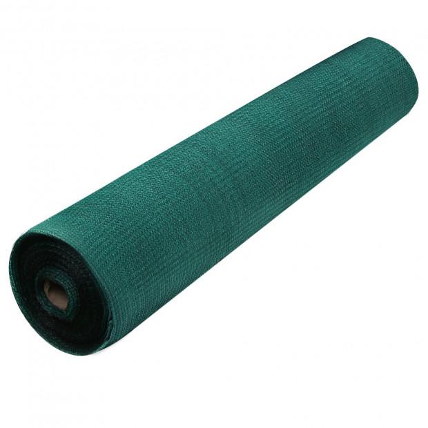 3.66x30m 50% UV Shade Cloth Shadecloth Sail Mesh Roll Outdoor Green Image 2