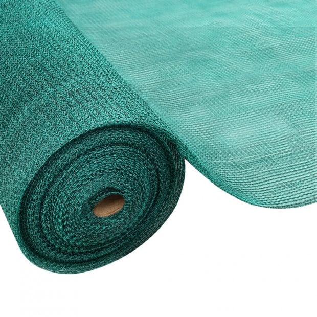 3.66x30m 30% UV Shade Cloth Shadecloth Sail Mesh Roll Outdoor Green