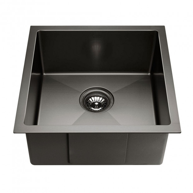 510x450mm Nano Stainless Steel Kitchen Sink Image 2