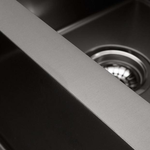 510x450mm Nano Stainless Steel Kitchen Sink Image 4