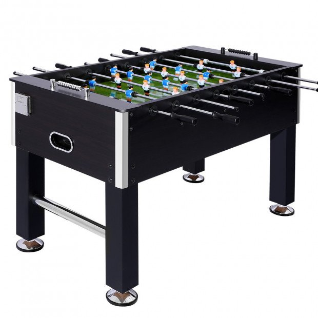 5FT Soccer Table Foosball Football Game Home Kids Adult Toy Gift