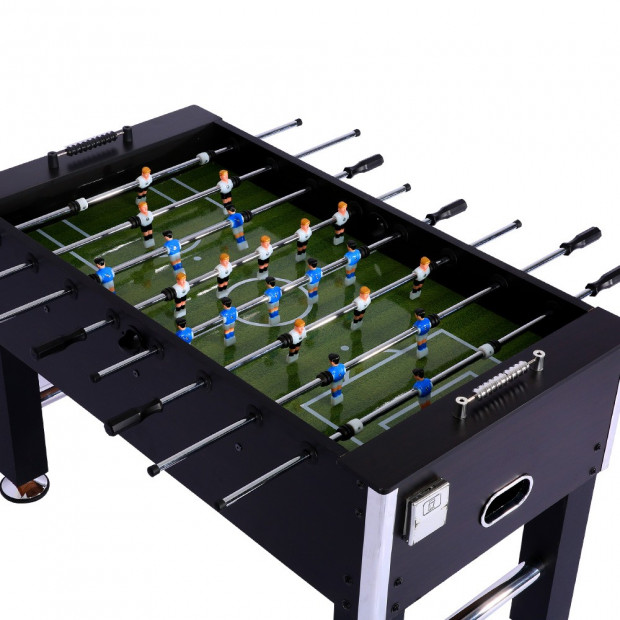 5FT Soccer Table Foosball Football Game Home Kids Adult Toy Gift Image 3