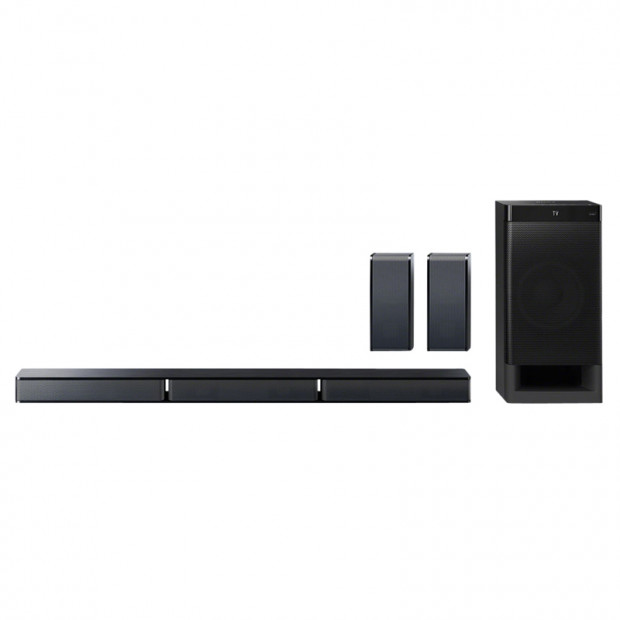 Sony HTRT3 Sound 5.1CH Sound Bar with Rear Speakers