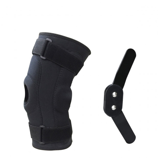 Full Knee Support Brace Knee Protection Extra Large Size