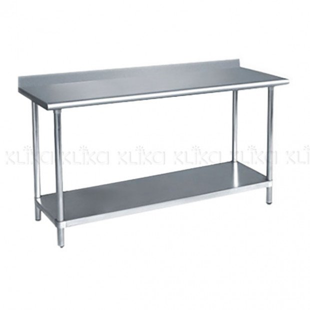 430 Splashback Stainless Steel workbench 1520 x 610
