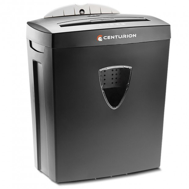 Centurion 7 Sheet Cross Cut Shredder - 18L