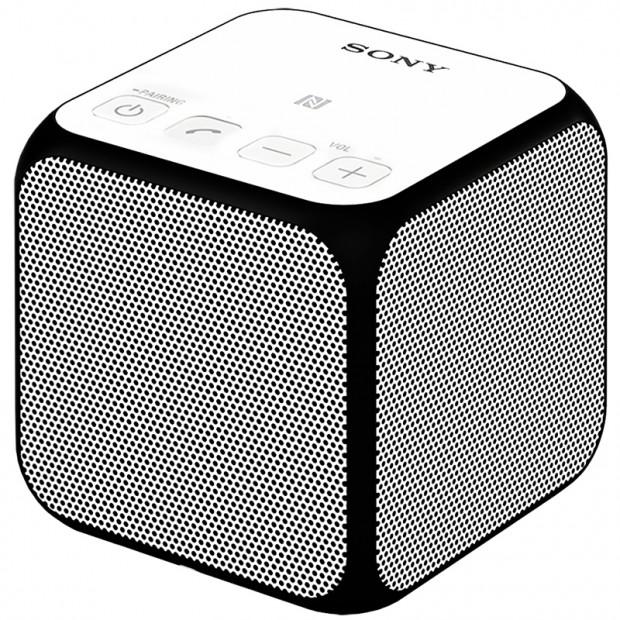 SONY Wireless Speaker Cube - White