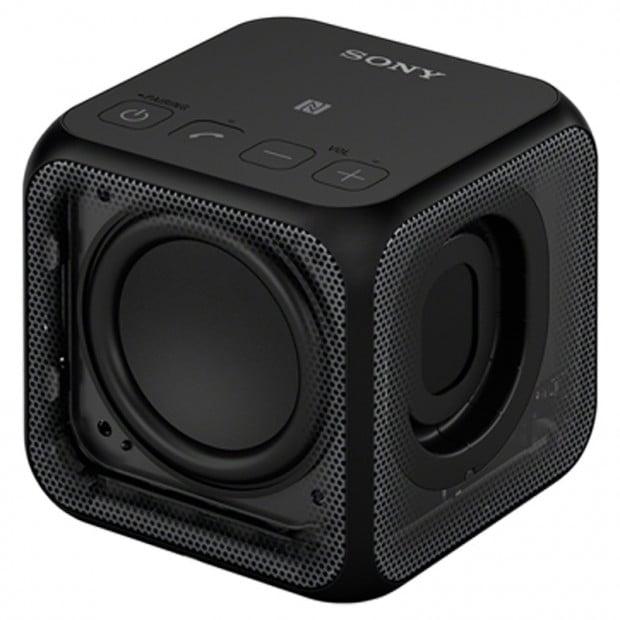 SONY Wireless Speaker Cube - Black