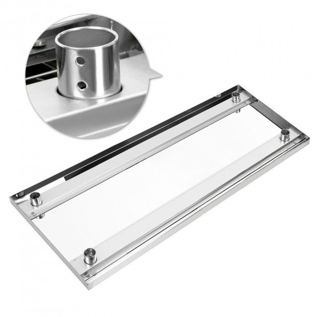 1524 x 610mm Commercial Stainless Steel Kitchen Bench Image 7