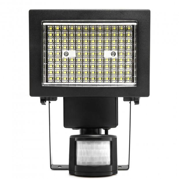 Set of 2 100 LED Solar Powered Motion Sensor Lights Image 3
