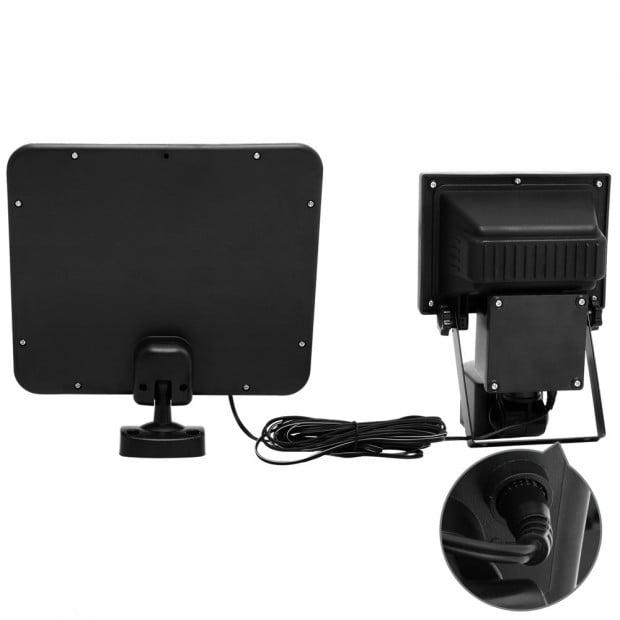 Set of 2 100 LED Solar Powered Motion Sensor Lights Image 4