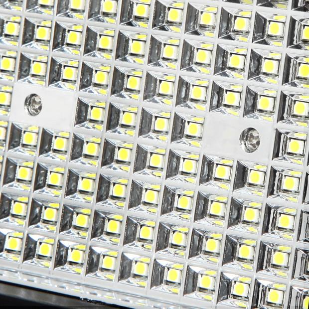Set of 2 100 LED Solar Powered Motion Sensor Lights Image 9