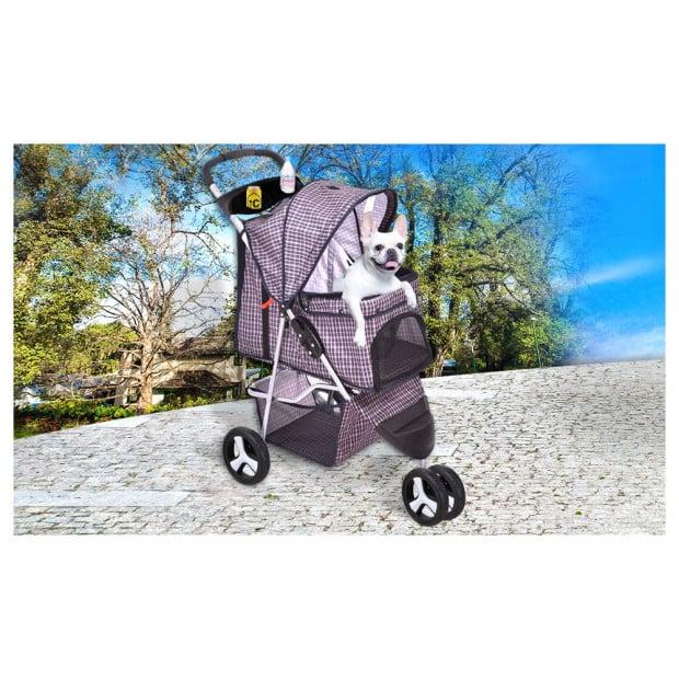 Pet Stroller Dog Cat Puppy Jogger