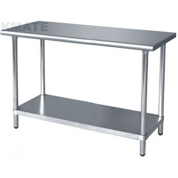 430 Stainless Steel workbench 760 x 1200