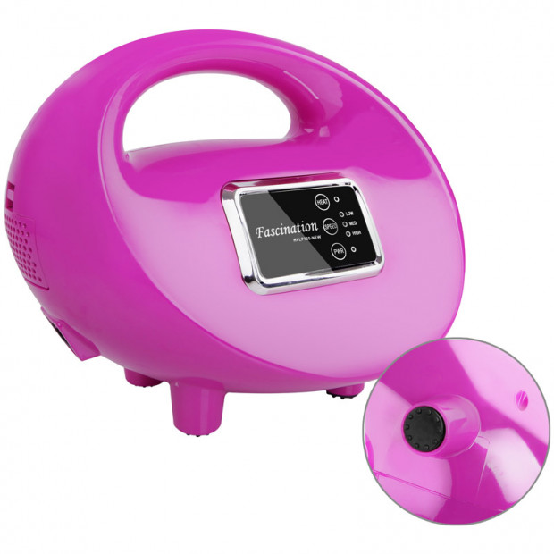 700w HVLP Spray Tan Machine 700W Pink