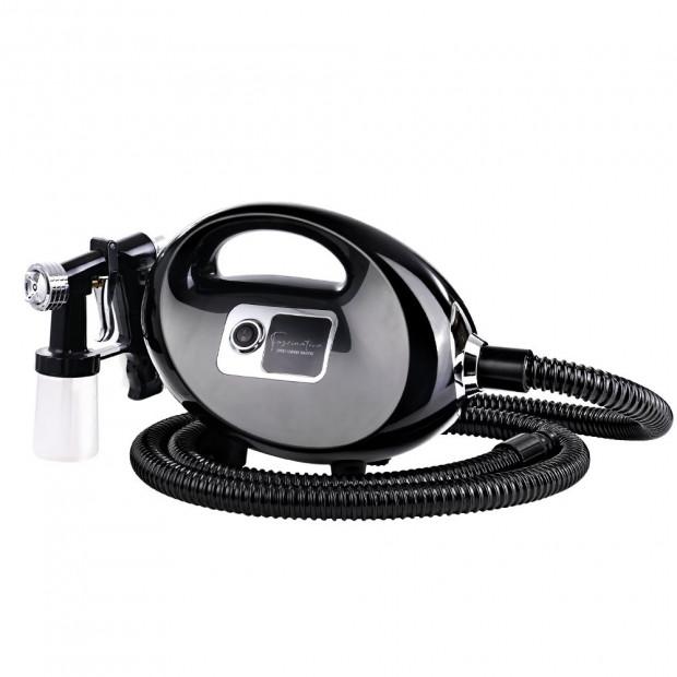 Spray Tan Machine Sunless Tanning Gun Kit HVLP System Black