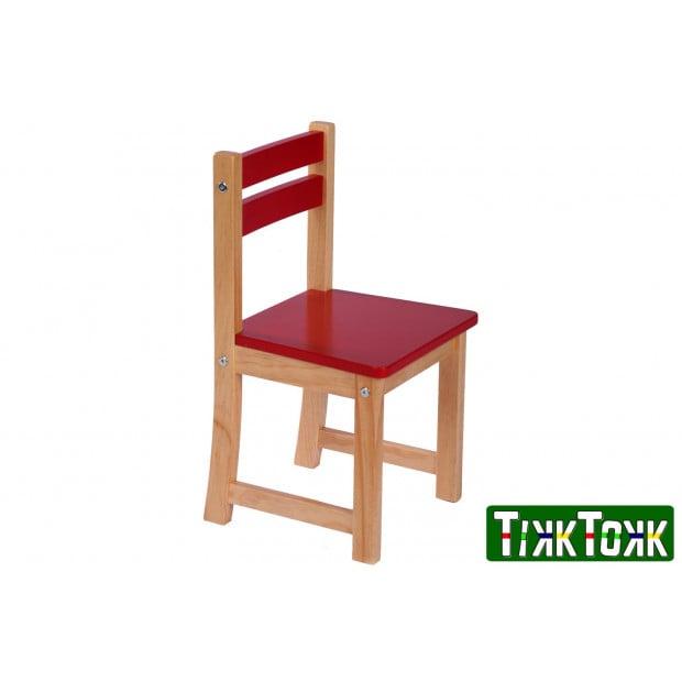 TikkTokk Little BOSS Chair - Red