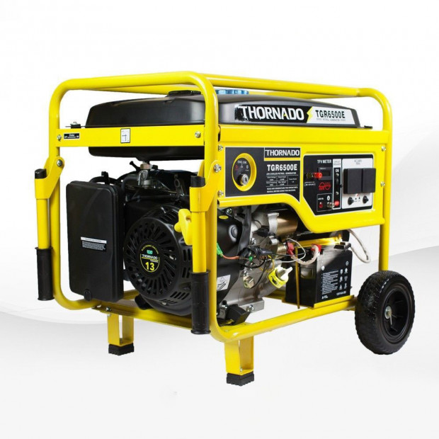Thornado Portable Petrol Generator 5500W with Key Start