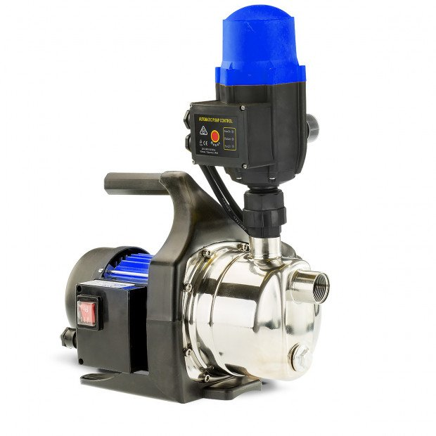 1400w Automatic stainless electric water pump