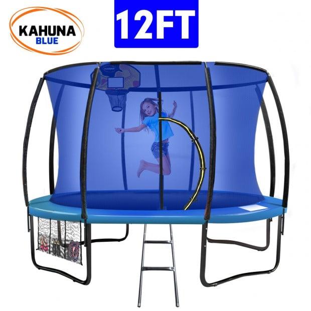 Trampoline 12 ft Kahuna - Blue