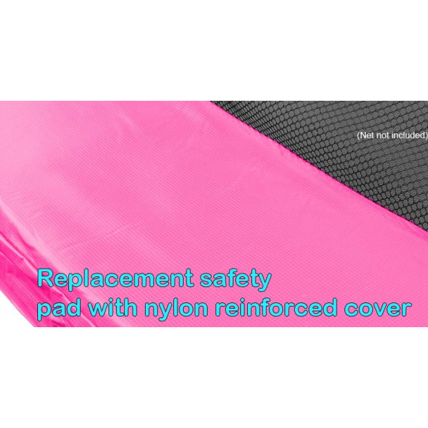 Kahuna Green Replacement Trampoline Pad Spring Safety Cover Image 3