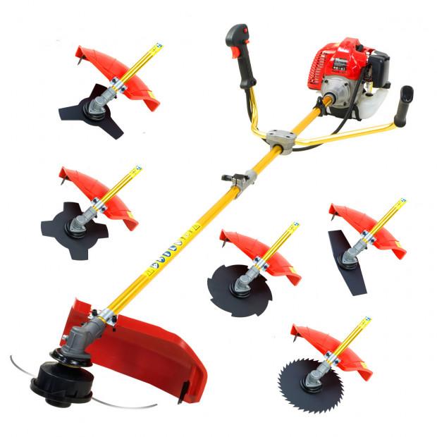 Kolner 52cc Petrol Garden Trimmer Whipper Snipper Brushcutter