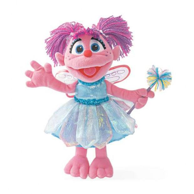 Sesame Street Abby Cadabby Soft Toy 30cm