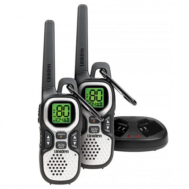 Uniden UHF 1 Watt CB Handheld 2-Way Radio
