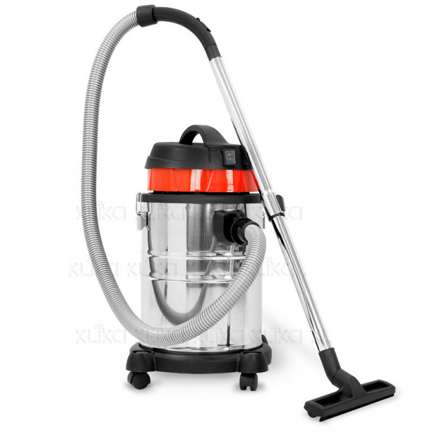 30L Commercial Wet-Dry Vacuum Cleaner