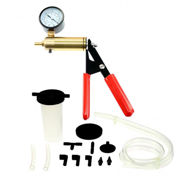 Hand Held Vacuum Tester