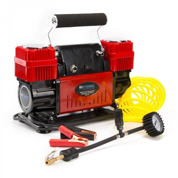 12V Air Compressor 300L/MIN - RED