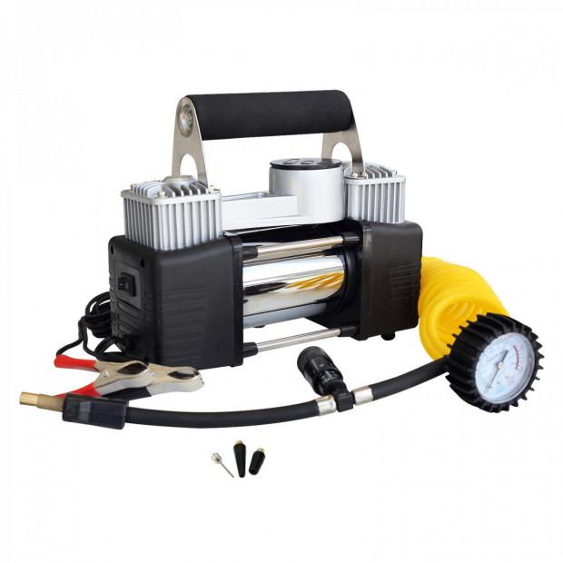 12V Mini Portable Air Compressor 65L/Min. Image 1