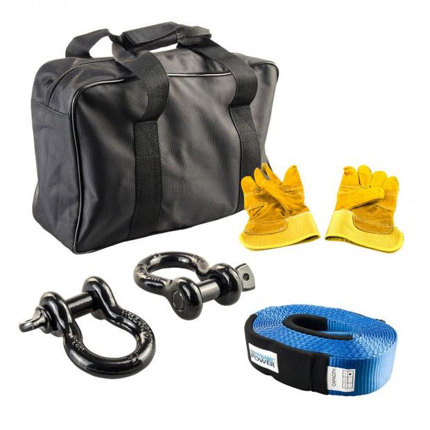 Winch Recovery Kit 5PCS