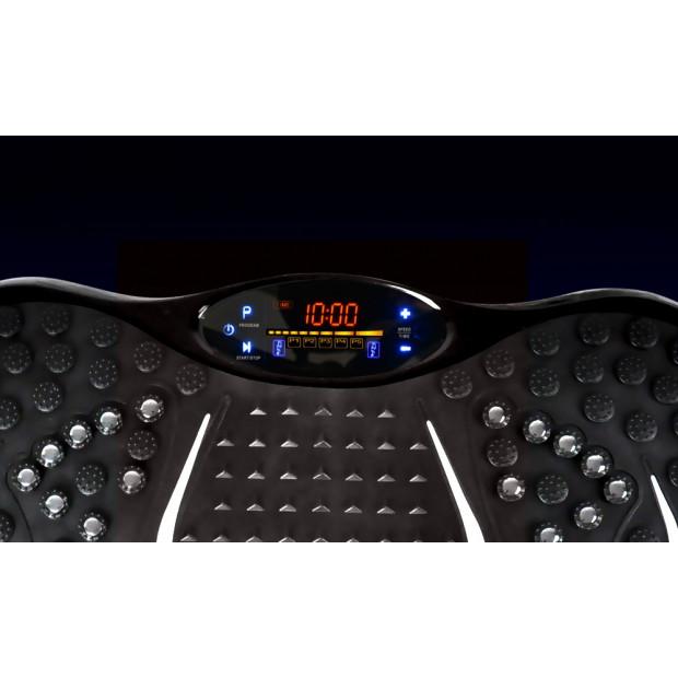 Vibration Machine Fitness Plate Bluetooth Massage Function Red Image 4