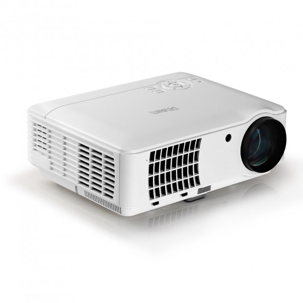HD 1080P Video Projector 4000 Lumen LED Home Theatre Business