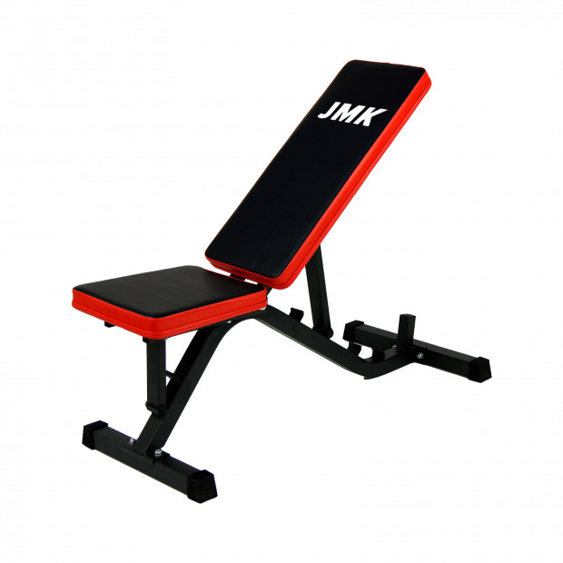 Adjustable Incline Decline Home Gym Flat Bench Image 6