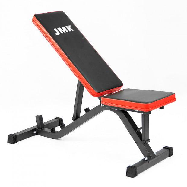 Adjustable Incline Decline Home Gym Flat Bench