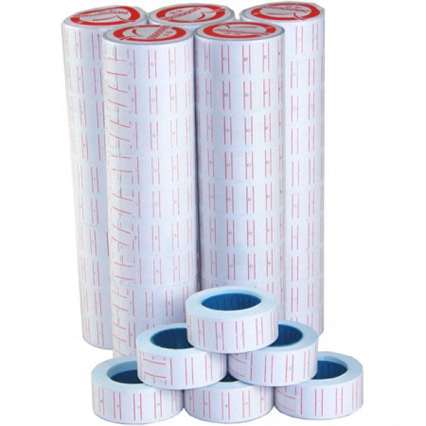 50 x Pricing Labeler Gun Rolls